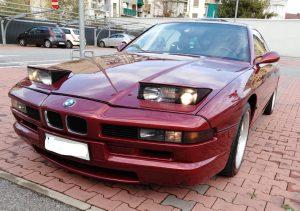 BMW 850 CSI Motorsport