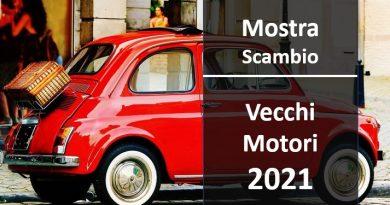 Mostra Scambio Vecchi Motori 2021