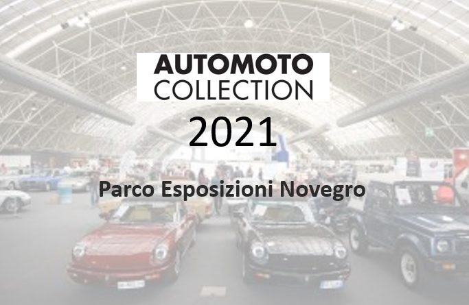 Automoto collection Novegro 2021