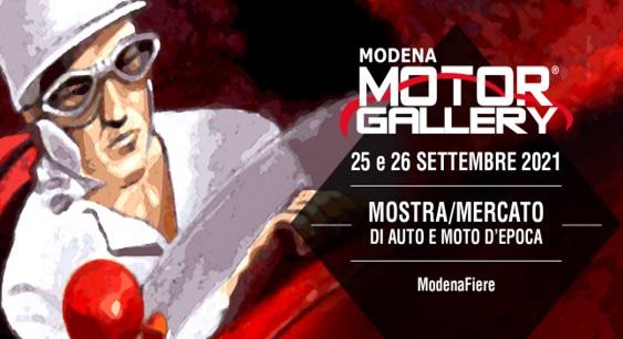 Modena Motor Gallery 2021