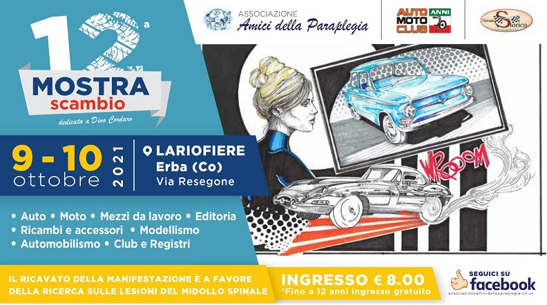 Mostra Scambio Lario Fiere 2021