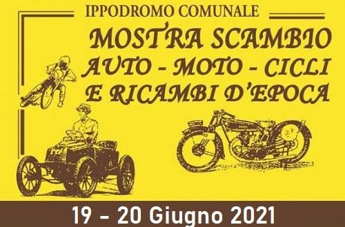 Mostra Scambio Lonigo 2021