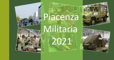 Mostra Scambio Piacenza Militaria 2021