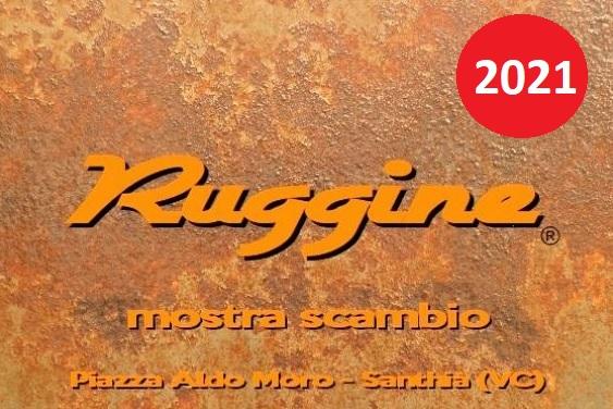 Ruggine Mostra Scambio Santhià 2021
