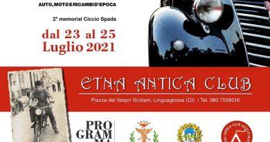 Mostra Scambio Linguaglossa 2021