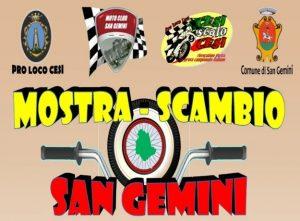Mostra Scambio San Gemini