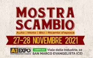 Mostra Scambio Caserta 2021
