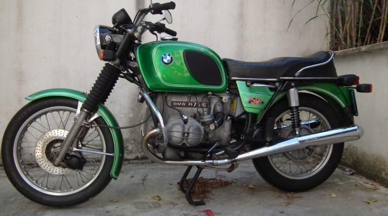 Vendo moto BMW R 750 /6